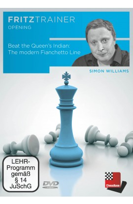 Beat the Queen's Indian - The Modern Fianchetto Line - GM Simon Williams