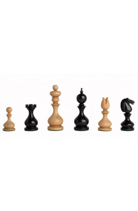 "The Dublin Series Luxury Chess Pieces - 4.0"" King"