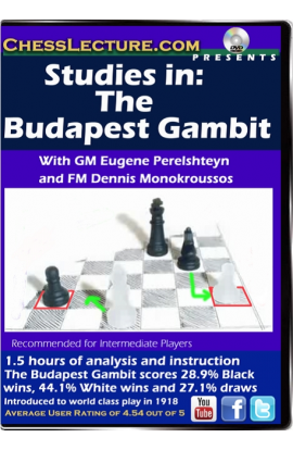Studies in The Budapest Gambit Front