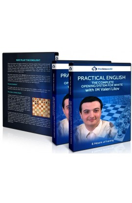 E-DVD Practical English: Complete System for White IM Valeri Lilov