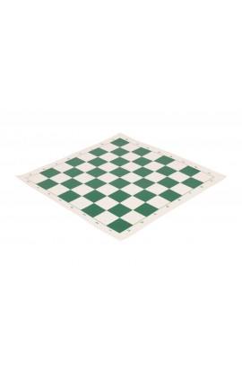 "Standard Vinyl Analysis Tournament Chess Board - 1.875"" Squares"