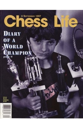 CLEARANCE - Chess Life Magazine - September 1997 Issue