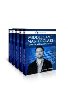 E-DVD Middlegame Masterclass with IM William Paschall