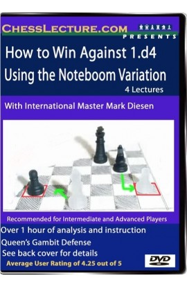How to Win Against 1.d4 using the Noteboom Variation Front