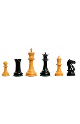 "The Morphy Series Timeless Luxury Chess Pieces - 4.4"" King"