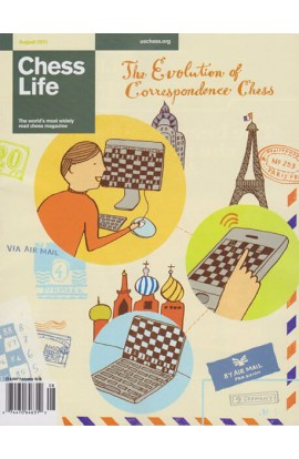 CLEARANCE - Chess Life Magazine - August 2011 Issue