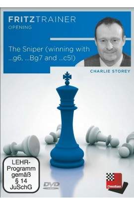 The Sniper - Winning with ...g6, ...Bg7 and ...c5! - Charlie Storey