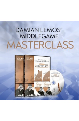 MASTERCLASS - Damian Lemos' Middlegame Chess Masterclass – GM Damian Lemos - Over 9 hours of Content! - Volume 5