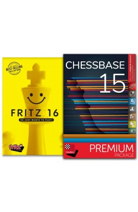 Fritz 16 + CHESSBASE 15 PREMIUM Bundle