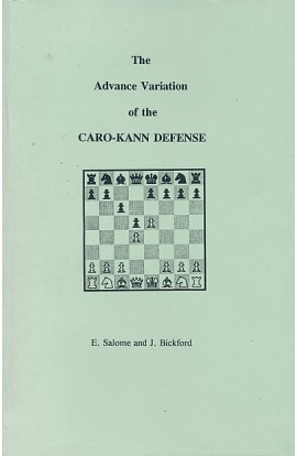 CLEARANCE - The Advance Variation of the Caro-Kann Defense