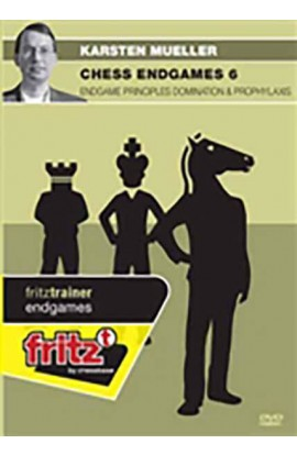 CHESS ENDGAMES - Endgame Principles Weaknesses and Fortresses - Karsten Muller - VOLUME 7