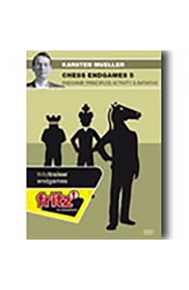 CHESS ENDGAMES - Endgame Principles Activity and Initiative - Karsten Muller - VOLUME 5