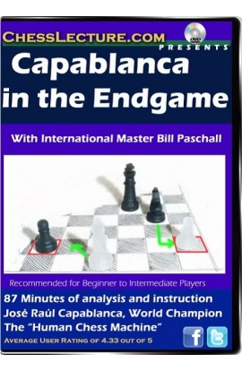 Capablanca in the Endgame front
