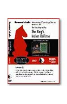 E-DVD ROMAN'S LAB - VOLUME 21 - The Easy Way to Play the King's Indian Defense