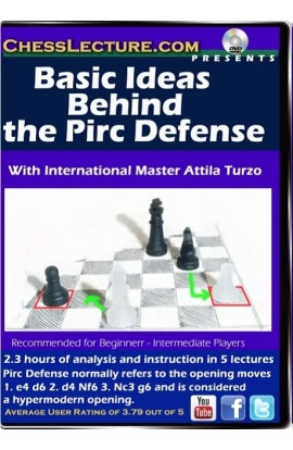 Basic Ideas Behind the Pirc Defense Front