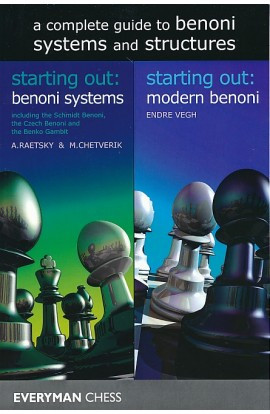 A Complete Guide to Benoni Systems and Structuresz