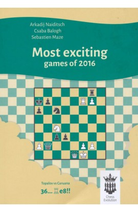 Most Exciting Games of 2016