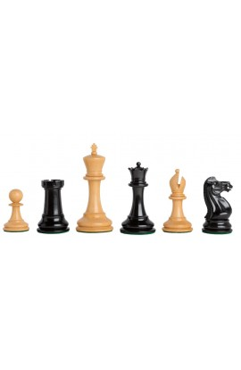 "CLEARANCE - The Anderssen Timeless Chess Pieces - 4.4"" King"