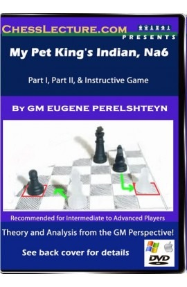 My Pet King's Indian, Na6 - Chess Lecture - Volume 28
