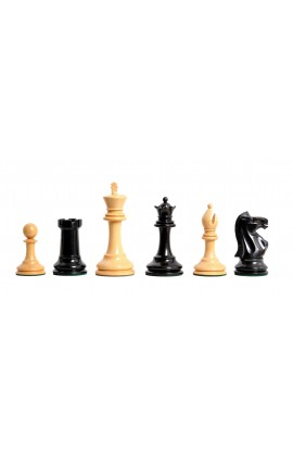"The New York 1924 Luxury Chess Pieces - 4.25"" King"