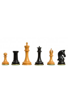 "The Imperial Collector Series Luxury Chess Pieces with Brass Weighting - 4.4"" King"