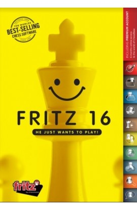 *DOWNLOAD* - Fritz 16 Chess Playing Software Program