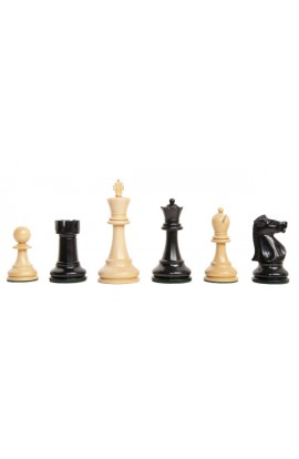 """The Fischer Series Luxury Chess Pieces - 4.4"""" King"""