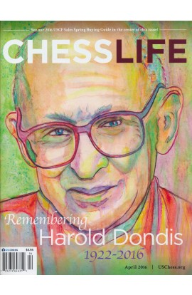 CLEARANCE - Chess Life Magazine - April 2016 Issue