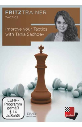 Improve Your Chess Tactics with Tania Sachdev