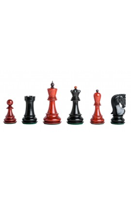 "The Zagreb '59 Series Prestige Chess Pieces - 3.875"" King"