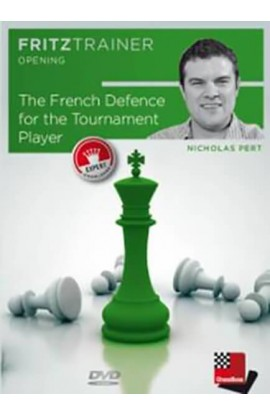 The French Defence for the Tournament Player - Nicholas Pert