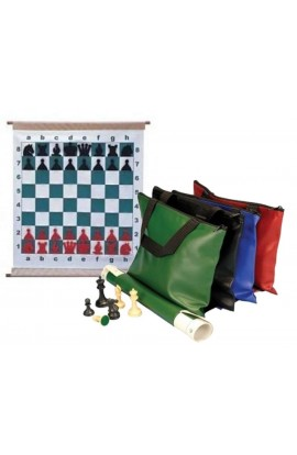 Basic Scholastic Chess Club Starter Kit - For 10 Members