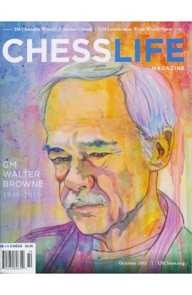 CLEARANCE - Chess Life Magazine - October 2015 Issue