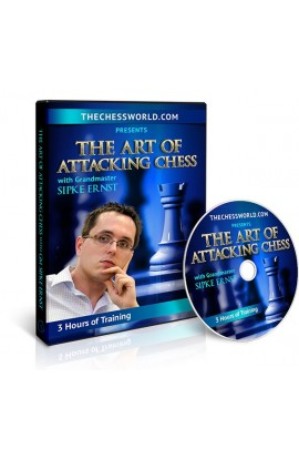 E-DVD The Art Of Attacking Chess with GM Sipke Ernst