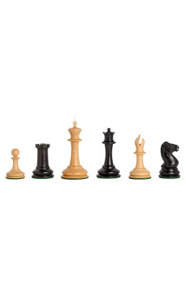 "The Harrwitz Series Timeless Chess Pieces- 3.5"" King"