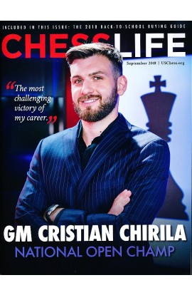 Chess Life Magazine - September 2018 Issue