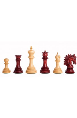"""CLEARANCE - The Ercolano Series Luxury Chess Pieces - 4.4"""" King"""