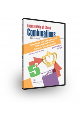 CD - Encyclopedia of Chess Combinations