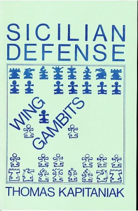 Sicilian Defense, Wing Gambits - Kapitaniak