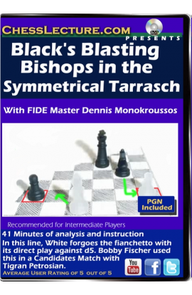 Black's Blasting Bishops in the Symmetrical Tarrasch Front