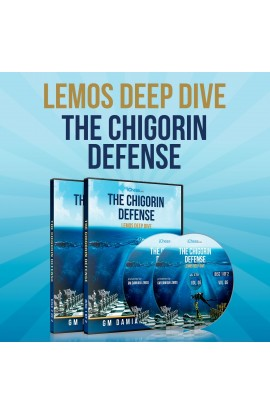 Lemos Deep Dive - #5 - Chigorin Defense- GM Damian Lemos - Over 8 Hours of Content!