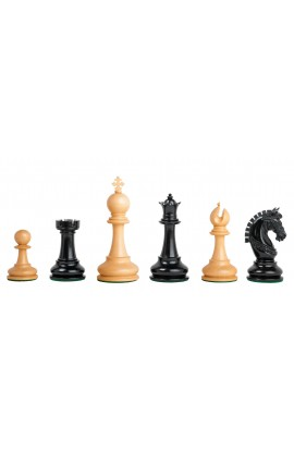 "CLEARANCE - The Lucca Series Artisan Chess Pieces - 4.4"" King"
