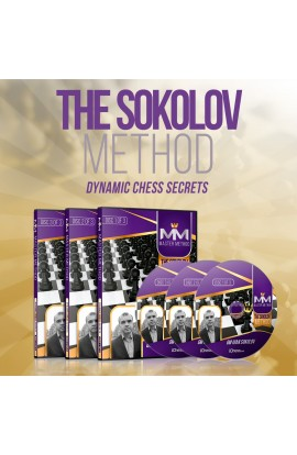 MASTER METHOD - The Sokolov Method – GM Ivan Sokolov - Over 15 hours of Content!