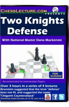 Two Knights Defense - Chess Lecture - Volume 77