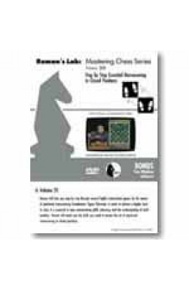 E-DVD ROMAN'S LAB - VOLUME 20 - Step By Step Essential Maneuvering In Closed Positions