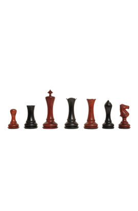 "CLEARANCE - The Empire Series Prestige Chess Pieces - 4.4"" King"