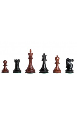 "CLEARANCE - The Reykjavik Elite Series Chess Pieces - 3.75"" King"