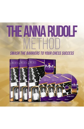 MASTER METHOD - The Anna Rudolf Method – IM Anna Rudolf - Over 15 hours of Content!