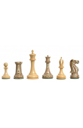 """The 2018 Exotique Collection® - Collector Series Luxury Chess Pieces - 4.4"""" King"""