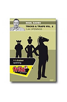 TRICKS AND TRAPS - 1. d4 Openings - Nigel Davies - VOLUME 2